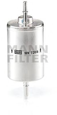 Фільтр палива MANNFILTER WK7206