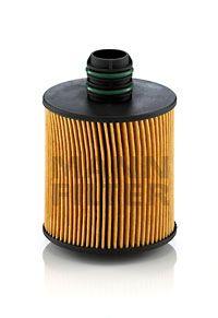 Фильтр масляный FIAT (пр-во MANN)                                                                     арт. HU8006Z