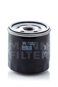 Фильтр масляный (пр-во MANN)                                                                          арт. W7032