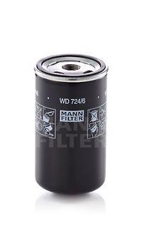 Фільтр гідравлічний КПП MANNFILTER WD7246