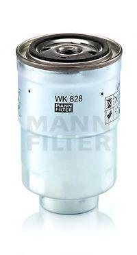 Фильтр топливный (пр-во MANN)                                                                        ASHIKA арт. WK828X