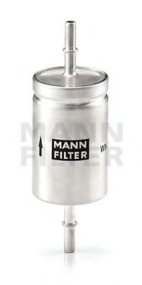 Фильтр топливный DAEWOO LANOS 97-, VAG (пр-во MANN)                                                   арт. WK512