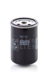 Фільтр палива MANNFILTER WK731