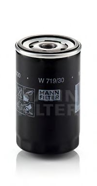 W719/30     (MANN) Фільтр масла  арт. W71930