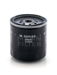 Фильтр масляный двигателя (пр-во MANN)                                                                арт. W92082