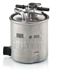 Фильтр топливный (пр-во MANN)                                                                        WIXFILTERS арт. WK9008