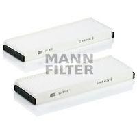 Фильтр салона AUDI A6 04-11 (2шт.) (пр-во MANN)                                                       арт. CU30232