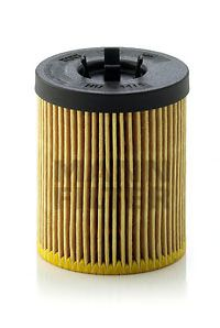 Фильтр масляный OPEL ASTRA G 1.8 98-, VECTRA B, C 2.5-3.2 95- (пр-во MANN)                            арт. HU6111X