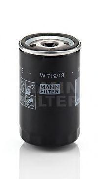 Фильтр масляный двигателя MERCEDES (пр-во MANN)                                                       арт. W71913