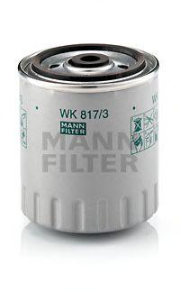 Фильтр топл. MB SPRINTER, VITO (пр-во MANN)                                                           арт. WK8173X