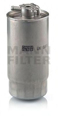 Фильтр топливный (пр-во MANN)                                                                        WIXFILTERS арт. WK8411