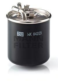 Фильтр топл. MB SPRINTER, VITO (пр-во MANN)                                                           арт. WK84223X