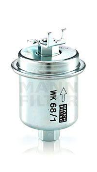 Фильтр топливный  арт. WK681X