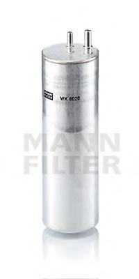 Фільтр палива MANNFILTER WK8020