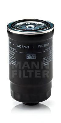 Фильтр топливный (пр-во MANN)                                                                         арт. WK8241
