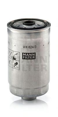 Фильтр топливный HYUNDAI ACCENT III 1.5 CRDi (пр-во MANN)                                             арт. WK8243