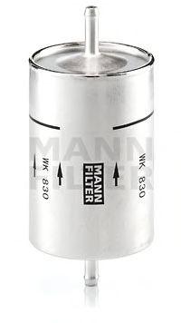 Фильтр топливный MANN  арт. WK830