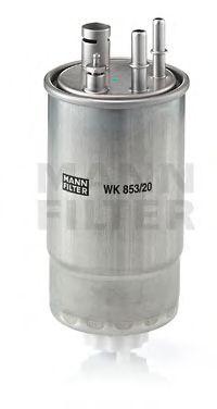 Фильтр топл. (пр-во MANN)                                                                             арт. WK85320