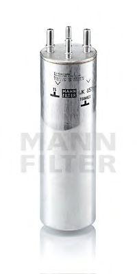 Топливный фильтр MANNFILTER WK8571