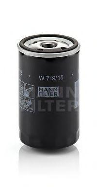 Фильтр масляный MANN  арт. W71915