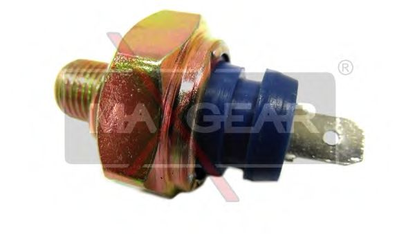 Электроника двигателя Датчик давления масла VW  92-   0.3 бар (плоский винт) MAXGEAR арт. 210101