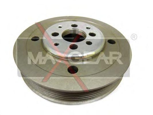 Шкив коленвала T5 (>7H-5-075001) /Golf IV 1.9TDI(038105243K/MG) MAXGEAR 300054