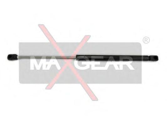 Ам-тор багажника Opel Astra H 03.04- MAXGEAR 120114