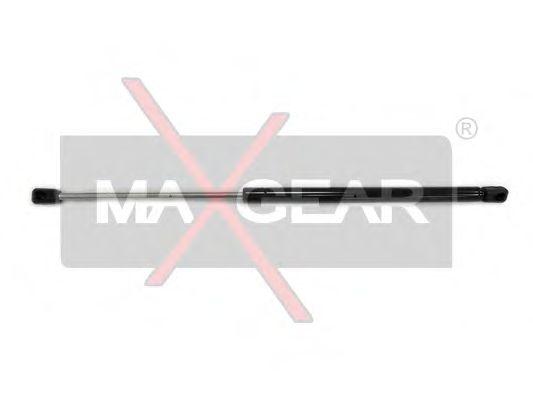 Ам-тор багажника Seat Toledo 91-98 MAXGEAR 120127