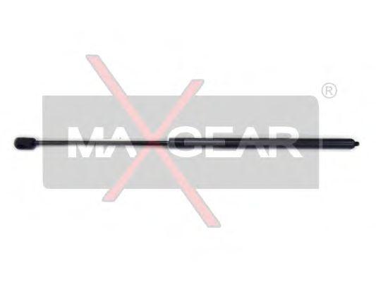 Пружний елемент, капот MAXGEAR 120159