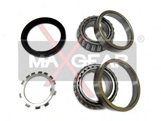 Фото - Комплект подшипника ступицы колеса (задний мост) MAXGEAR - 330099