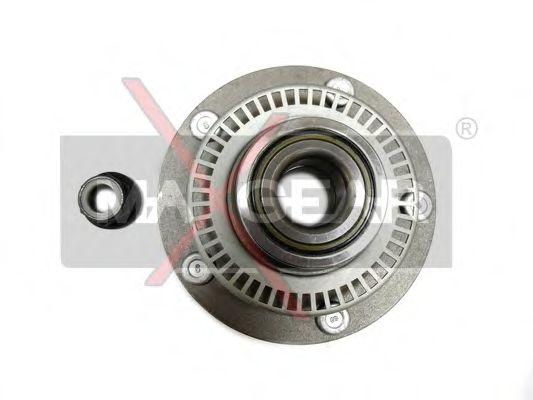 Фото - Комплект подшипника ступицы колеса MAXGEAR - 330186