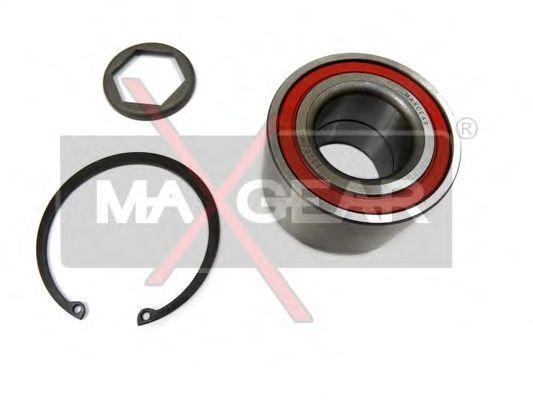 Фото - Комплект подшипника ступицы колеса (задний мост) MAXGEAR - 330288