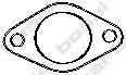 Уплотнительное кольцо, труба выхлопного газа  арт. 256311