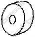 Резинка глушителя  арт. 255299