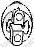 Елемент випускної системи  арт. 255381