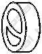 Елемент випускної системи  арт. 255766