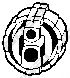 Резинка глушителя  арт. 255108