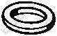 ПРОКЛАДКА ВЫПУСКНОЙ СИСТЕМЫ OPEL COMBO 1.7 D 1994.07 - 2001.10 BOSAL арт. 256071