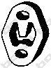 Елемент випускної системи  арт. 255059