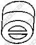 Резинка глушителя  арт. 255681