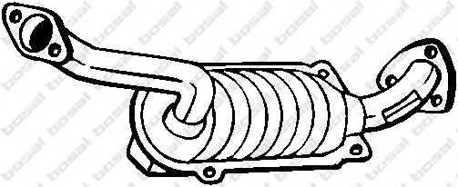 Катализатор  арт. 090731