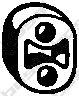Буфер, глушитель  арт. 255036