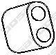 Буфер глушителя (пр-во Bosal)                                                                        BOSAL 255819