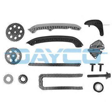 Комплект цепи привода распредвала Dayco DAYCO KTC1021