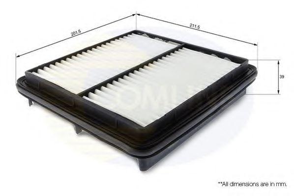 Воздушный фильтр  арт. CDW12103