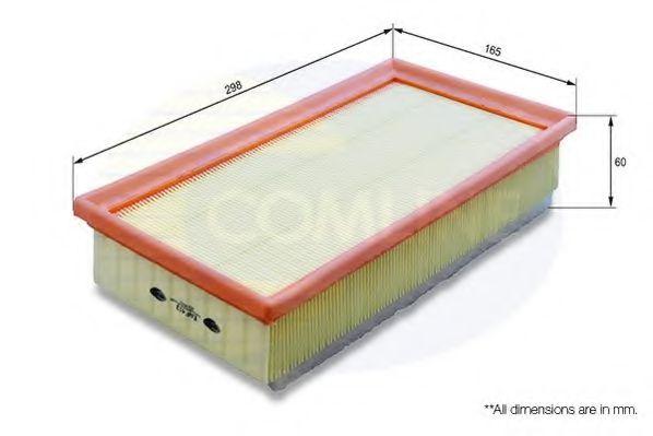 Воздушный фильтр  арт. EAF413