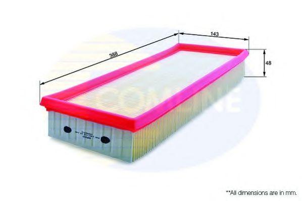 Воздушный фильтр  арт. EAF025