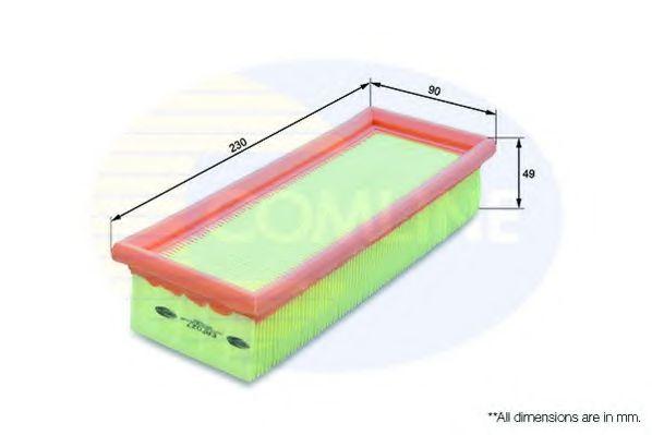 Воздушный фильтр  арт. EAF027