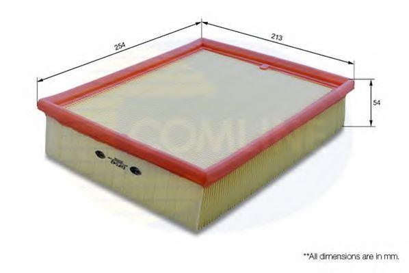 Воздушный фильтр  арт. EAF042