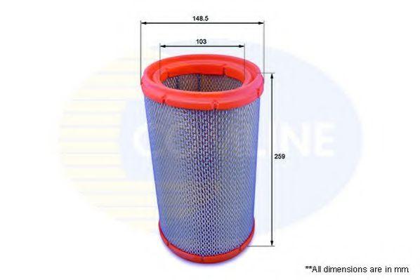 Воздушный фильтр  арт. EAF335